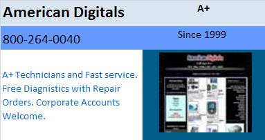 Laptop Repair Directory is a Directory of Laptop Computer Repair Shops and Technicians in Local Cities, States and Metros of U.S.